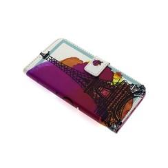 Huawei  P10 Lite Titulaire de la carte Print Book type housse - Fermeture magnétique