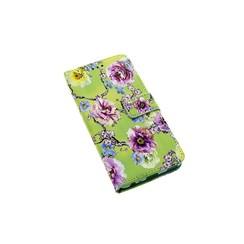 Huawei  P10 Pasjeshouder Print Booktype hoesje - Magneetsluiting - Kunststof;TPU