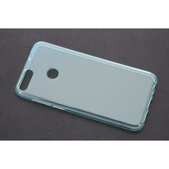 silicone case for P Smart - Transparent (8719273268506)