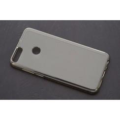 TPU Coque pour P Smart - Transparent (8719273268483)