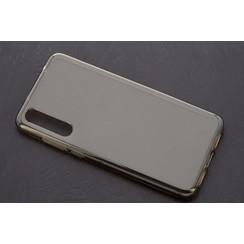 silicone case for P20 Plus - Transparent (8719273268537)