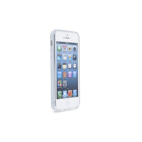 Andere merken Backcover voor Apple iPhone SE2 - Transparant