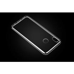 Silicone case for Huawei Nova 3 - Transparent (8719273277355)