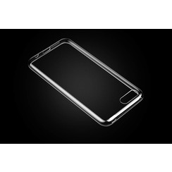 Silicone case for Huawei Honor 10 - Transparent (8719273277379)