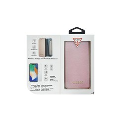 Guess book case for iPhone XR - Various (3700740441114)
