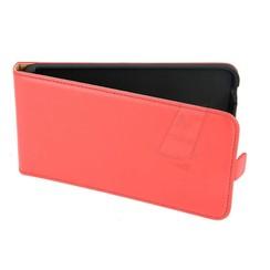 Nokia N Serie Titulaire de la carte Rouge Book type housse - Fermeture magnétique
