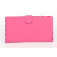 Book case voor Lumia 950 XL - Roze