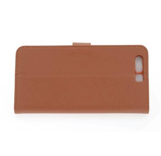 Huawei  P10 Card holder Brown Book type case for  P10 Magnetic closure