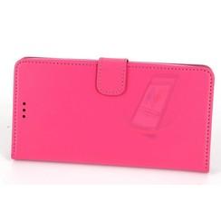 LG Optimus G4 Titulaire de la carte Rose Book type housse - Fermeture magnétique