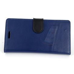Book case voor Lumia N930 - Blauw