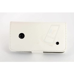 Nokia Lumia N530 - N530 - Un1Q Business Handy Case - Weiß
