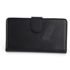 Book case voor Lumia N928 - Zwart