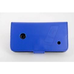 Book case voor Lumia N530 - Blauw