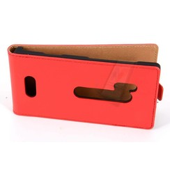 Book case voor Lumia N928 - Rood