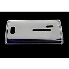 Backcover voor Lumia N928 - Wit