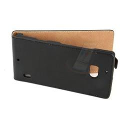 Book case voor Lumia N930 - Zwart