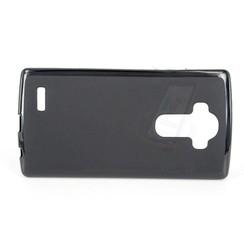 LG Optimus G4 - H811 - Matt Backcover Silicone coque - noir
