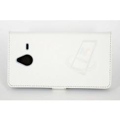 Microsoft Lumia 640 XL - N640 XL - Silicone Business Housse coque - blanc