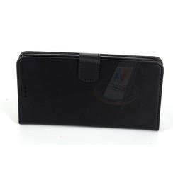 LG Optimus G4 Titulaire de la carte Noir Book type housse - Fermeture magnétique