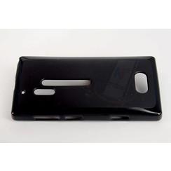 Backcover voor Lumia N928 - Zwart