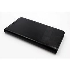 LG K10 Card holder Black Book type case for K10 Magnetic closure