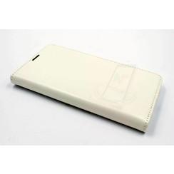 LG K10 Card holder White Book type case for K10 Magnetic closure