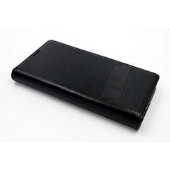 Book case voor Microsoft Lumia 550 - Zwart