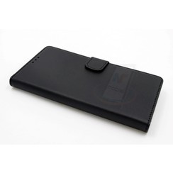 Nokia Lumia 650 - N650 - Business Leatherette Book case - Black