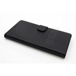 Nokia Lumia 650 - N650 - Business Leatherette Housse coque - noir