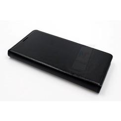 Nokia Lumia 650 - N650 - Business Luxury Housse coque - noir