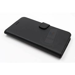 Motorola Moto G Titulaire de la carte Noir Book type housse - Fermeture magnétique