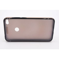 Silicone case Rose Gold for Huawei Ascend P8 Lite 2017 (8719273237175)