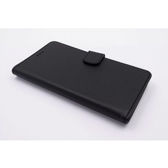 Motorola Moto G Card holder Black Book type case for Moto G Magnetic closure