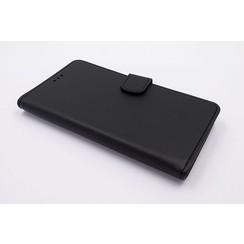 Motorola Moto G5  Card holder Black Book type case for Moto G Magnetic closure