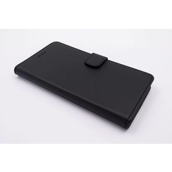 Motorola Moto G Kartenhalter Schwarz Book-Case hul -Magnetverschluss - Kunststof;TPU
