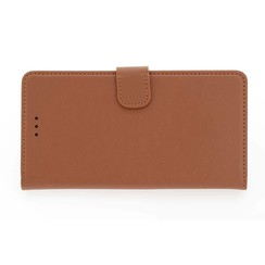 Motorola Moto G Card holder Brown Book type case for Moto G Magnetic closure