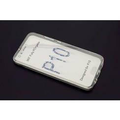 Silicone coque Transparent pour Huawei Ascend P10 (8719273241592)