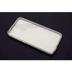 Silicone coque Transparent pour Huawei Ascend P10 Lite (8719273241691)