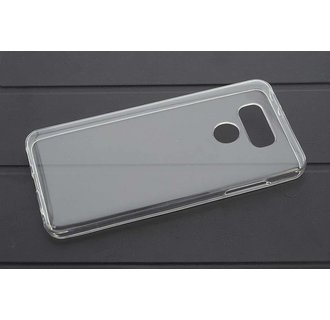 Backcover voor Optimus G6 - Transprant