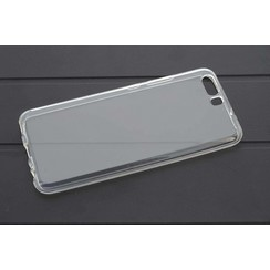 Silicone case for Huawei Ascend P10 - Transparent (8719273242001)