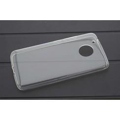 Silikonhülle fur Motorola Moto G5  - Transparent (8719273242032)