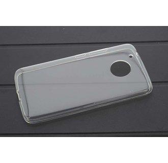 Backcover voor Moto G5 - Transprant