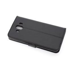 Huawei  Mate 10 Pasjeshouder Zwart Booktype hoesje - Magneetsluiting - Kunststof;TPU
