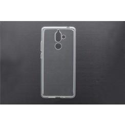 TPU Coque pour Nokia 7 Plus - Transparent (8719273268605)