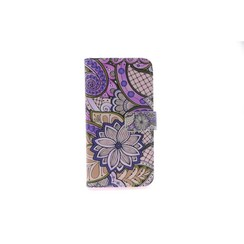 Huawei  P10 Lite Card holder Print Book type case for  P10 Lite Magnetic closure