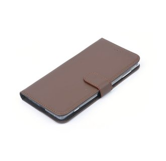 Nokia 6 Card holder Brown Book type case for 6 Magnetic closure