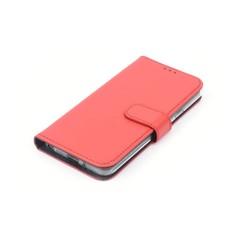 LG Q6 Titulaire de la carte Marron Book type housse - Fermeture magnétique
