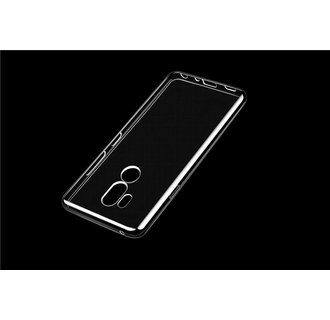 Backcover voor Optimus G7 - Transparant
