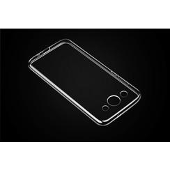 TPU Coque pour Huawei Y3 (2018) - Transparent (8719273277393)