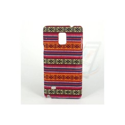 Samsung Galaxy Note 4 - N910F - Textile Hard case - Print 1
